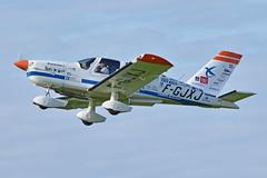SOCATA TB-10 Tobago 'F-GJXJ' - Photo of Boissy-sous-Saint-Yon
