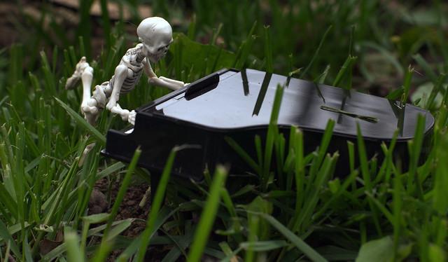 New-age piano concerto