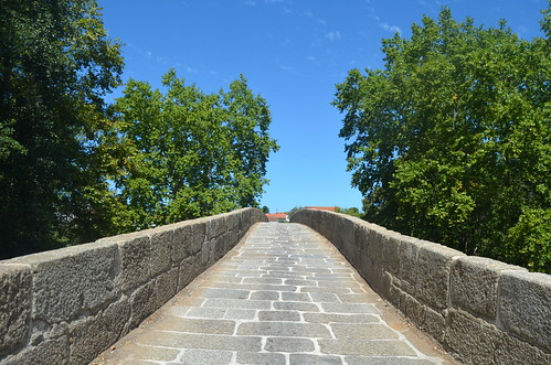 Study on a medieval bridge XVII