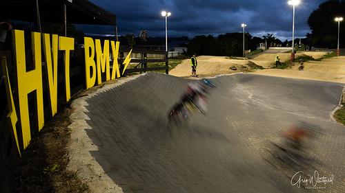 Racing under Floodlights