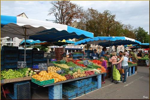 Mercado (Mulhouse, Francia, 26-7-2011)