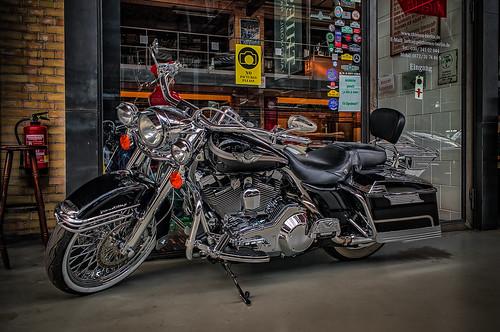 Harley Davidson - The Anniversary Edition