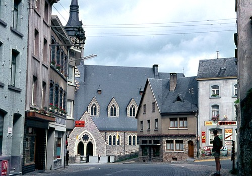Vielsalm, Luxembourg Province, Belgium - 1963