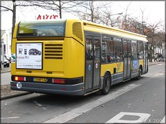 Irisbus Agora S – STRAN (Société des TRansports de l'Agglomération Nazairienne) n°408