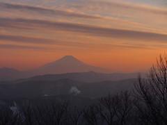 Mt. Fuji from Mt. Odake