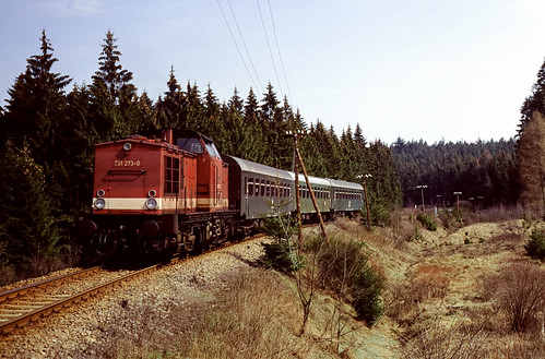 DR 201 273 Göttengrün 11.04.1993