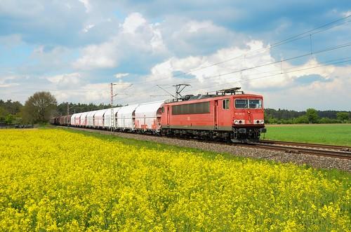 DB Cargo 155 097, Rohrsen