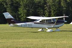 Cessna 182T Skylane 'F-HFBD' - Photo of Boissy-sous-Saint-Yon