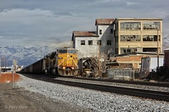 Eastbound Coal Train at Murray Sampler