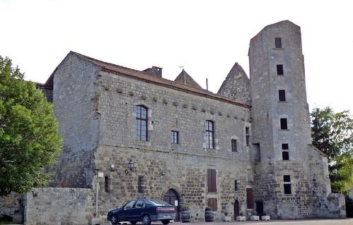 Château de Bazens...Lot-et-Garonne