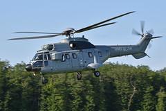 Aérospatiale AS332L1 Super Puma '2233 / FY' - Photo of Boissy-sous-Saint-Yon