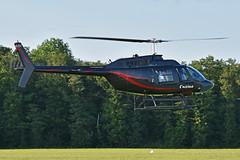 Bell 206B-2 JetRanger 'F-GRCE' - Photo of Boissy-sous-Saint-Yon