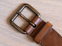 Leather Belt Buckle