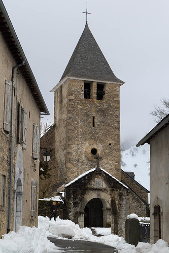 Eglise Sainte-Eulalie de Lescun