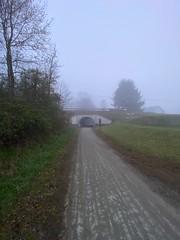 Garrett Trail Access area