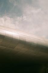 Sky on DDP, Seoul Korea.