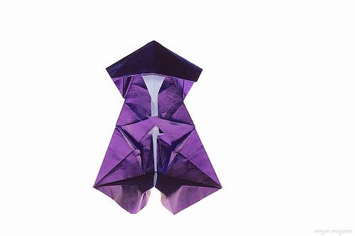 Origami Nun (James Sakoda)