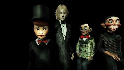 Dark Circus: The Ventriloquist