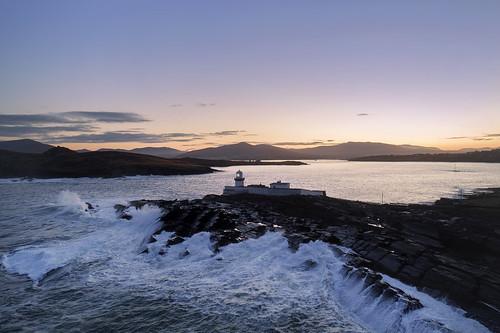 Dawn Light. Valentia Island, Kerry.
