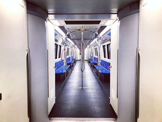 MRT during COVID-19