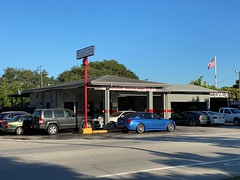 Former Phillips 66 Gas Station Miami 1937