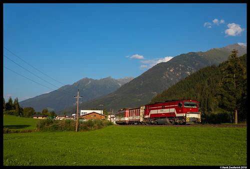 Pinzgauer Lokalbahn 82, Wald im Pinzgau 29-07-2018