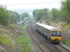 166217 & Upwey Station