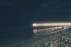 oceanside beach.