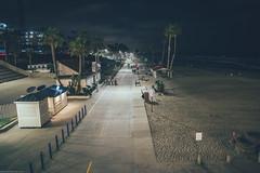 strand after dark.