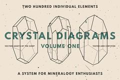 Crystal diagrams vol. 01