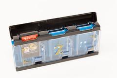 Hori Pop&Lock card case in Zelda design for Nintendo Switch on a white background