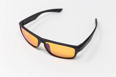 Die Gaming Brille von Horus X schützt dauerhaft vor schädlichem Blaulicht