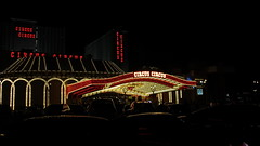Nevada - Las Vegas: CIRCUS CIRCUS -  features circus acts - but nevertheless it is a casino