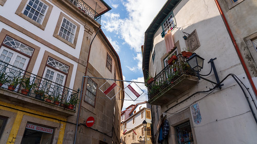 Streets of Viseu 16-9