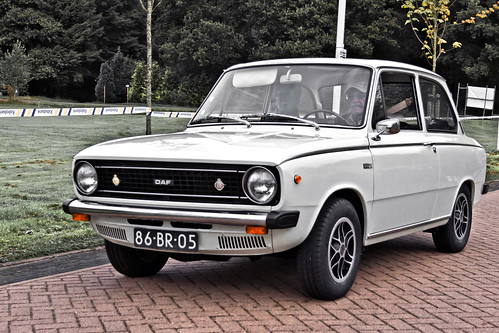DAF 66 Sport Luxe 1974 (2681)