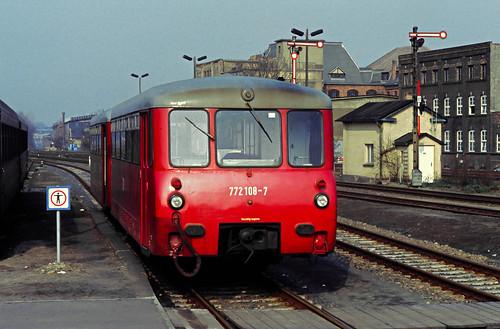 DR 772 108 Bf Zeitz 13.04.1993