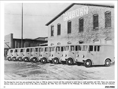 1939 Pak-Age-Car Delivery Trucks