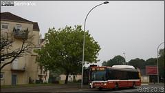 Iveco Bus Urbanway 12 CNG – Setram (Société d'Économie Mixte des TRansports en commun de l'Agglomération Mancelle) n°208