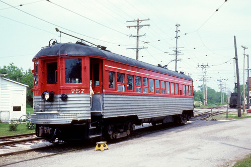 East Troy Electric RR #757