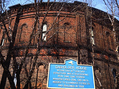 GASHOLDER HOUSE - Troy, NY