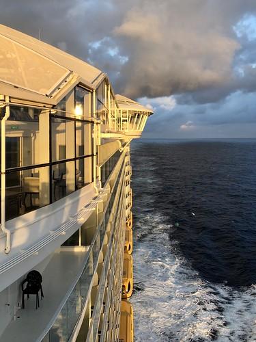 Sunlight on the Ship