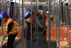MTA Begins 24/7 Cleaning Operation and New MTA Essential Plan Night Service