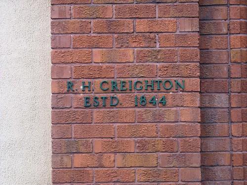 RH Creighton building April May 2010