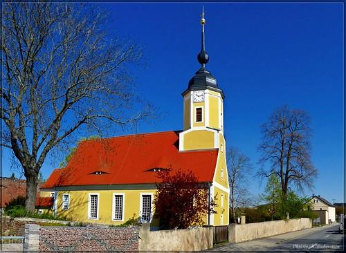 Katharinenkirche zu Oberau