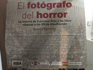 Inauguración de la exposición sobre el fotógrafo Francesc Boix
