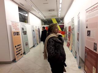 2018 Octubre. Inauguración de la exposición sobre el fotógrafo Francesc Boix. A Coruña