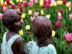 """Cincinnati - Spring Grove Cemetery & Arboretum """"Infant Section"""""""