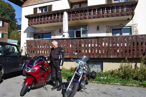 Zwischenhalt Gasthof Traube Lingenau A