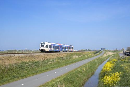 Arriva 10336, Leeuwarden