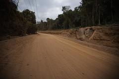 (2020.05.06) Pavimentação  Estrada da Servidão - Ligação Centro ao bairro Ambuitá